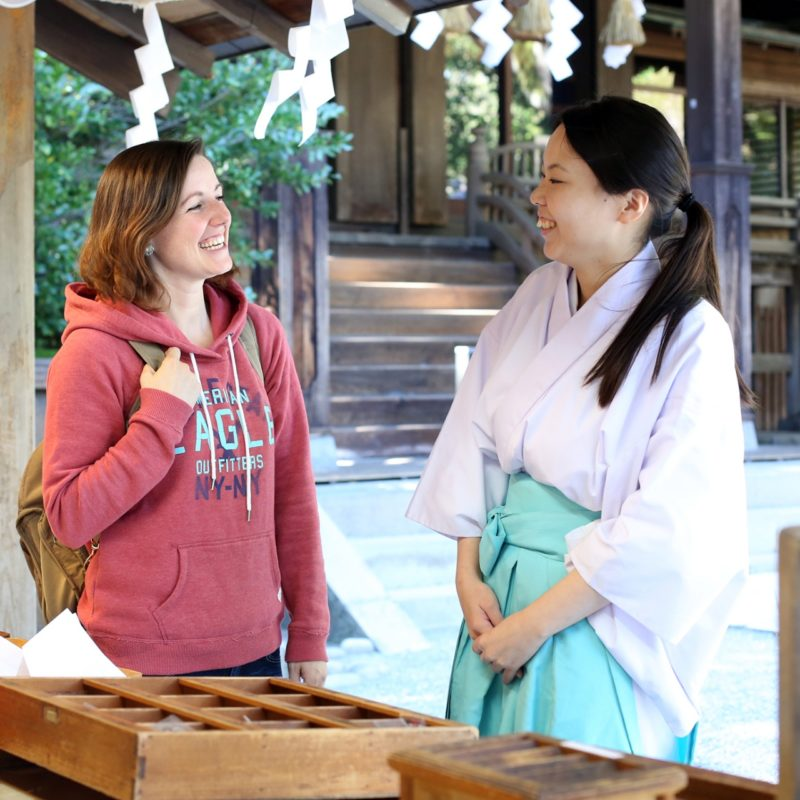 odawara local shinto shrine tour